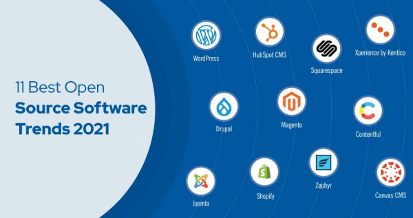 Best Open Source Software Trends 2021